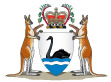 Government of Western Australia State Coat of Arms. Return to Supreme Court homepage